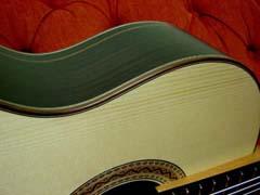 Filetes Tampo Lineu Bravo Luthier