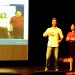 Fernando Mori Miyazawa e Kelly Nagaoka, da Nagaoka Mídias Sociais,abordam o sucesso de Lineu Bravo Luthier nas redes sociais