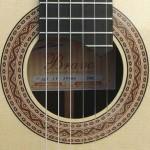 Roseta que uso em todos os meus violões