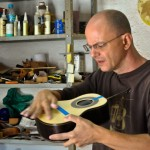 Cavaquinho Lineu Bravo Luthier (foto: Bruno Carvalho)