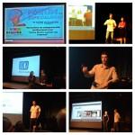 Apresentação dos cases vencedores do Prêmio Lettering 2013 no Sesc SJC