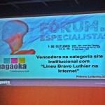 Fórum Prêmio Lettering - Nagaoka Mídias Sociais apresentou o case vencedor de Lineu Bravo Luthier