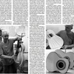 Lineu Bravo Luthier no Diário de Taubaté
