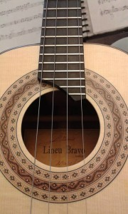 One of the instruments of the collection /Picture: Guitar Perspectives