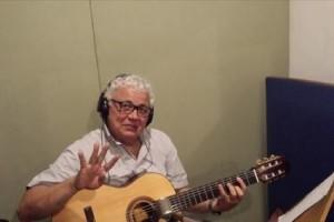 João Lyra and Lineu Bravo guitar/Picture: João Lyra